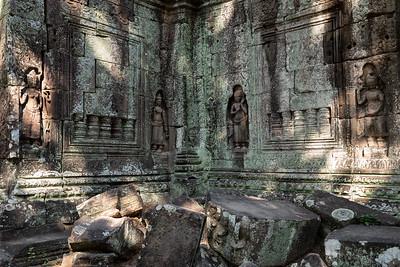 2019, Cambodia, Angkor Park, Ta Som Temple