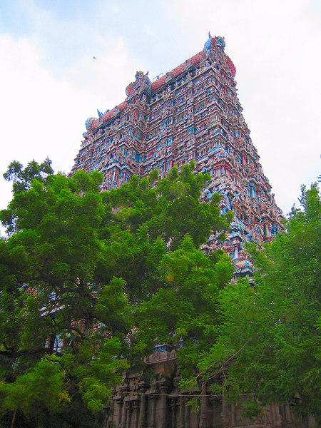 Madurai Menakshi Temple Museum