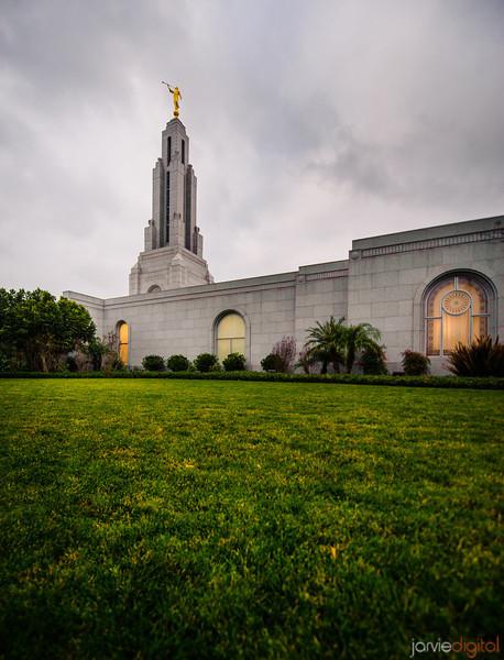 Redlands California LDS Temple