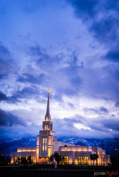Gila Valley LDS Temple