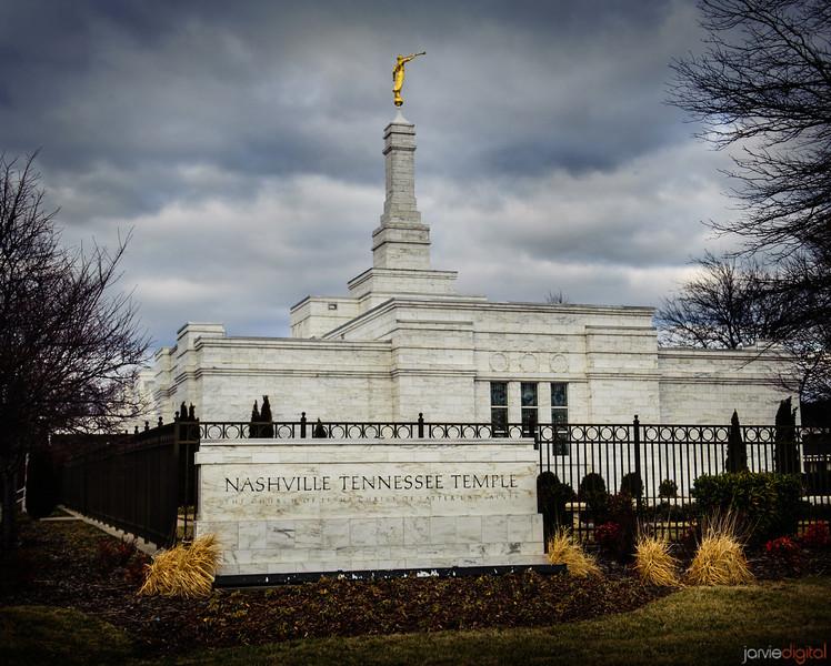 Nashville LDS Temple