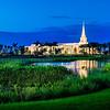 Ft Lauderdale Twilight pond