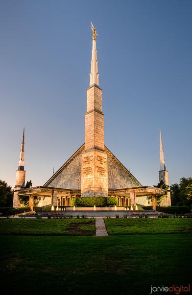 Dallas LDS Temple