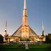 Dallas LDS Temple