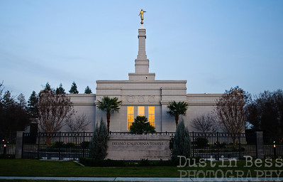 Fresno California Temple