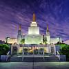 Oakland Temple Twilight