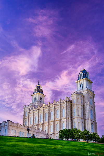 Manti Pink Sunrise Vertical