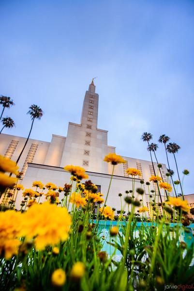 LA Temple