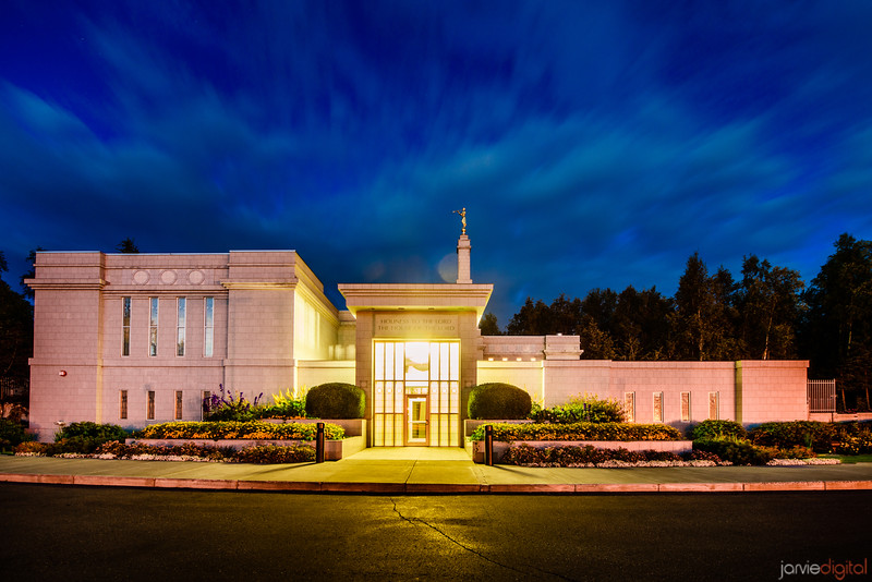 Anchorage Temple