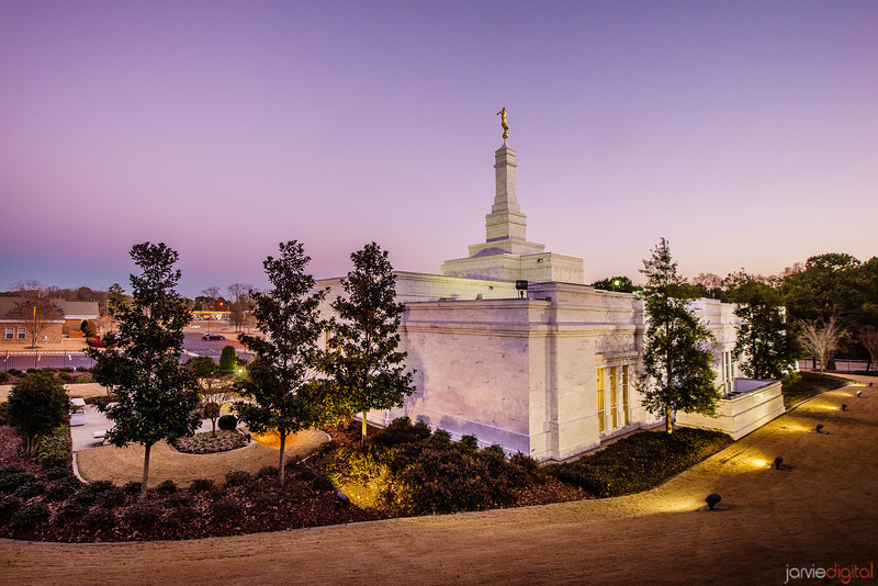 Birmingham Temple Back Hill View