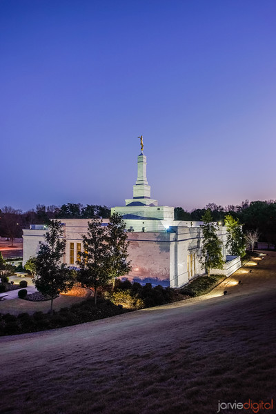 Birmingham Temple  Back Hill vertical