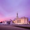 Bismark Temple Sunrise Entrance