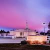 Bismark Temple Sunrise East