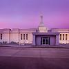 Bismark Temple Sunrise Front