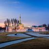 Bismark Temple Sunset