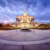 Calgary Temple Full Circle