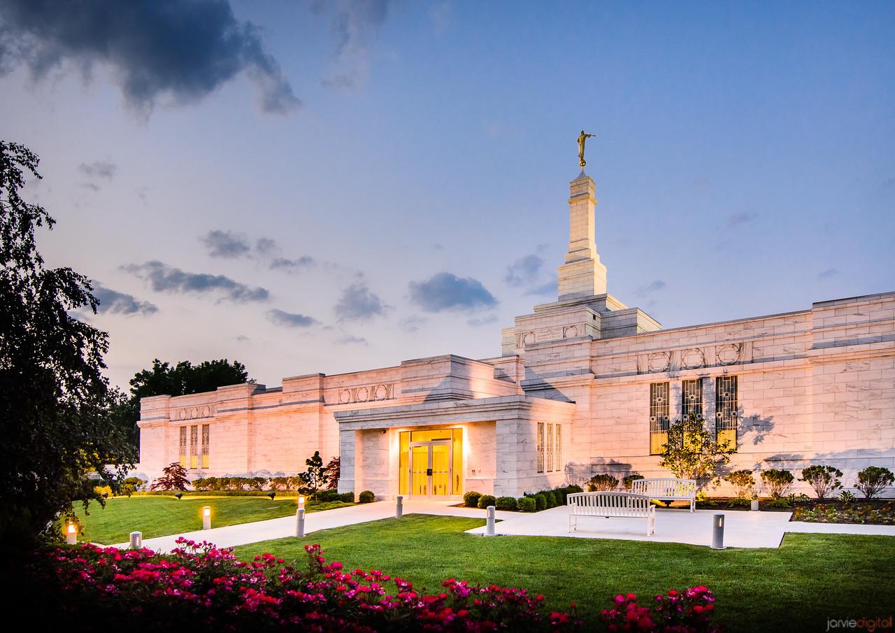 Columbus Ohio LDS Temple