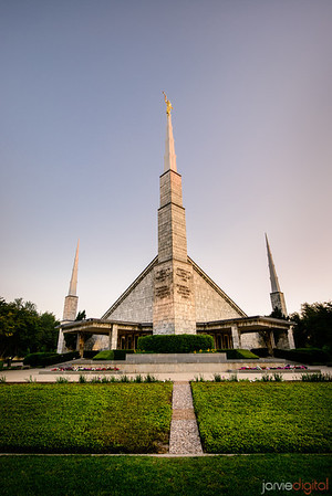 Dallas Temple