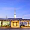 Dallas Temple - Entrance