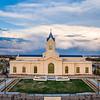 Fort Collins temple - West side