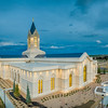 Fort Collins Temple - New landscaping