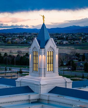 Fort Collins Temple - InSpired