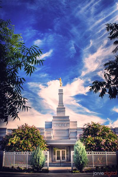 Fresno Temple Day