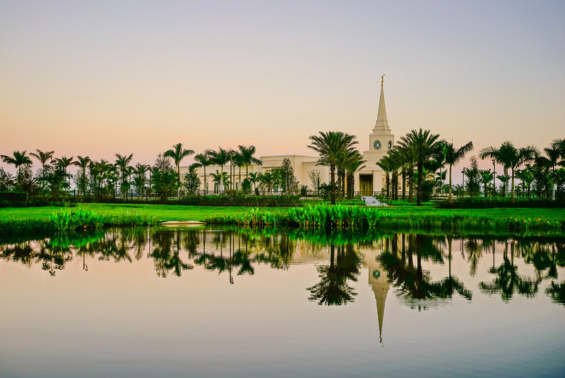 Ft Lauderdale Mirrored