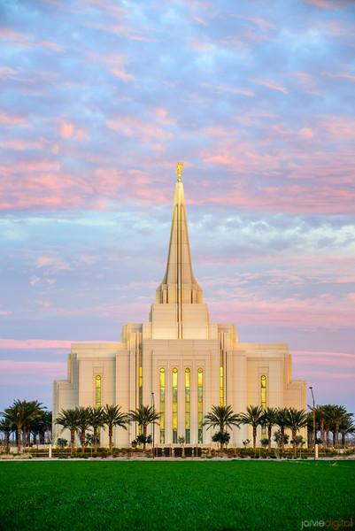 Gilbert Temple - Illuminated