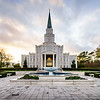 Houston Temple Fountain