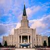 Houston Temple Vertical