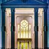 Houston Temple Doors