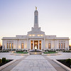Indianapolis LDS Temple - The way to the temple