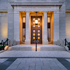 Indianapolis LDS Temple - Enter in the house of the lord