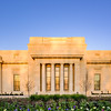 Indianapolis LDS Temple - Pillars of strength