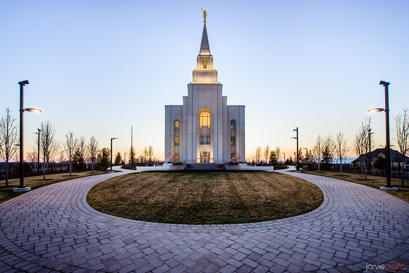 Kansas City Temple Front