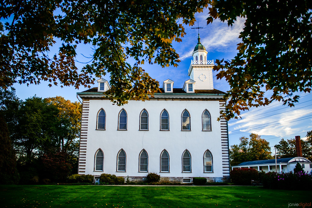 Kirtland Temple Horizontal