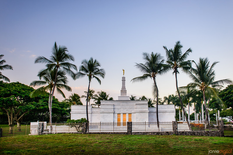 Kona Temple East of Gate
