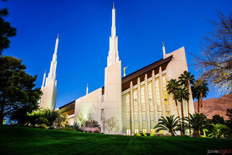 Las Vegas Temple (South Side)