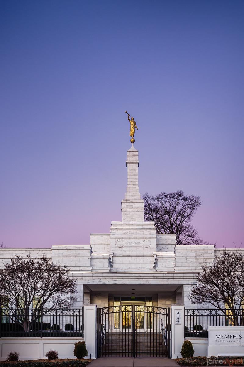 Memphis Temple Vertical