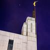 NYC Temple - Night