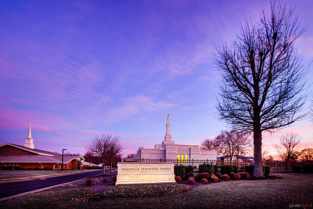 Nashville Temple and Chapel