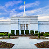 North Carolina Temple - Front