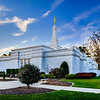 North Carolina Temple - Corner