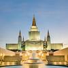 Oakland Temple Light Blue