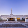 Oklahoma Temple Front