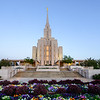 Oquirrh Mtn Temple Front and stepsl