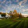 Palmyra Temple Green Fields from High