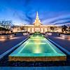 Phoenix Temple Reflecting Pool