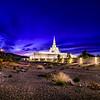 Phoenix Temple Desert Scene 2